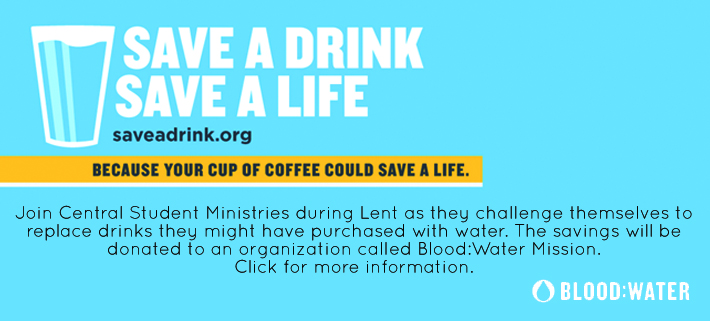 CSM - Save a Drink, Save a Life