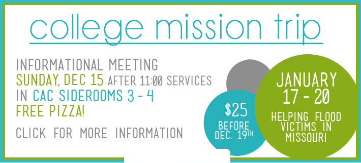 college mission meeting