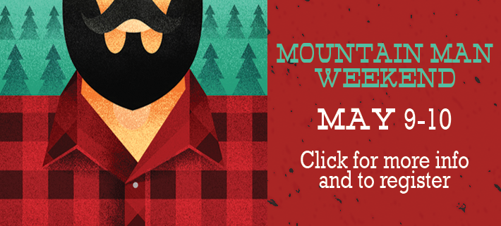 Mountain man weekend - csm